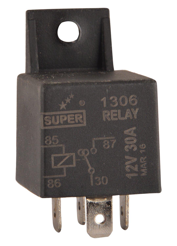 Super 1306 Universal 4-Pin Mini Relay product image