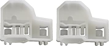 Passenger Side Front or Driver Side Rear PT Auto Warehouse WG-713349 Window Regulator Guide Clips