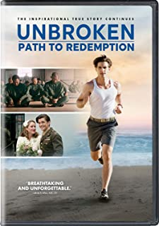 Book Cover: Unbroken: Path to Redemption
