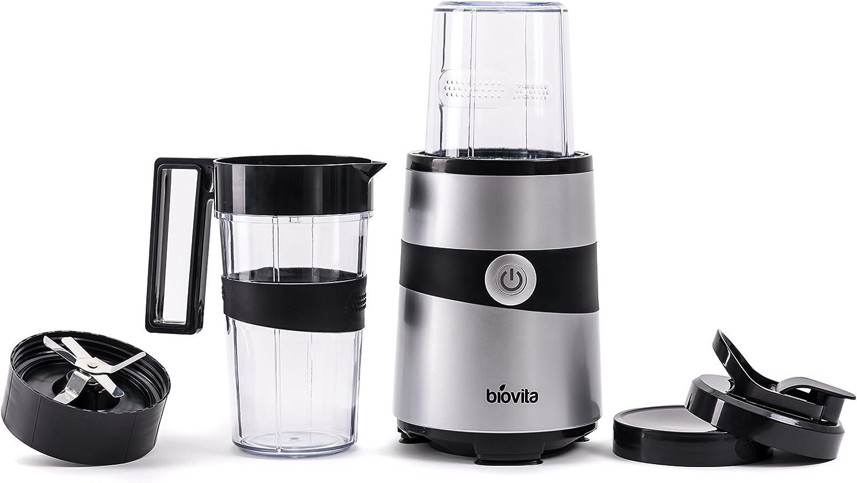 biovita Power blend1000 batidora licuadora de cocina (1000 W, hoja ...