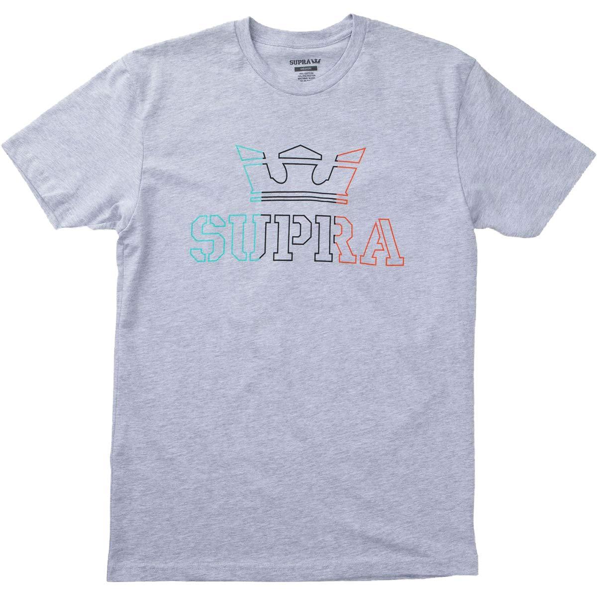Supra Mens Above Short-Sleeve Shirts