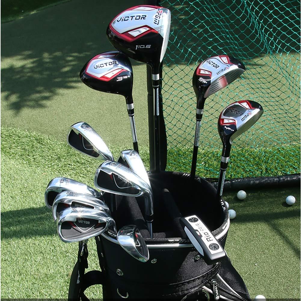 TTHU Paquete Completo de 12 Piezas para Club de Golf para ...