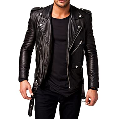 Leather Men's Leather Jacket