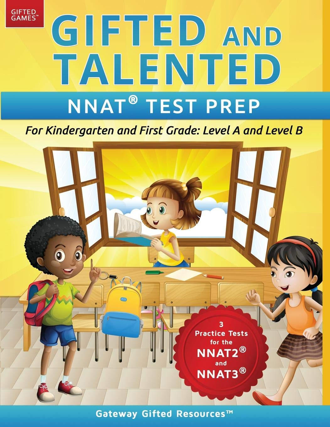 Who Are Gifted And Talented And What Do >> Amazon Com Gifted And Talented Nnat Test Prep Nnat2 Nnat3 Level
