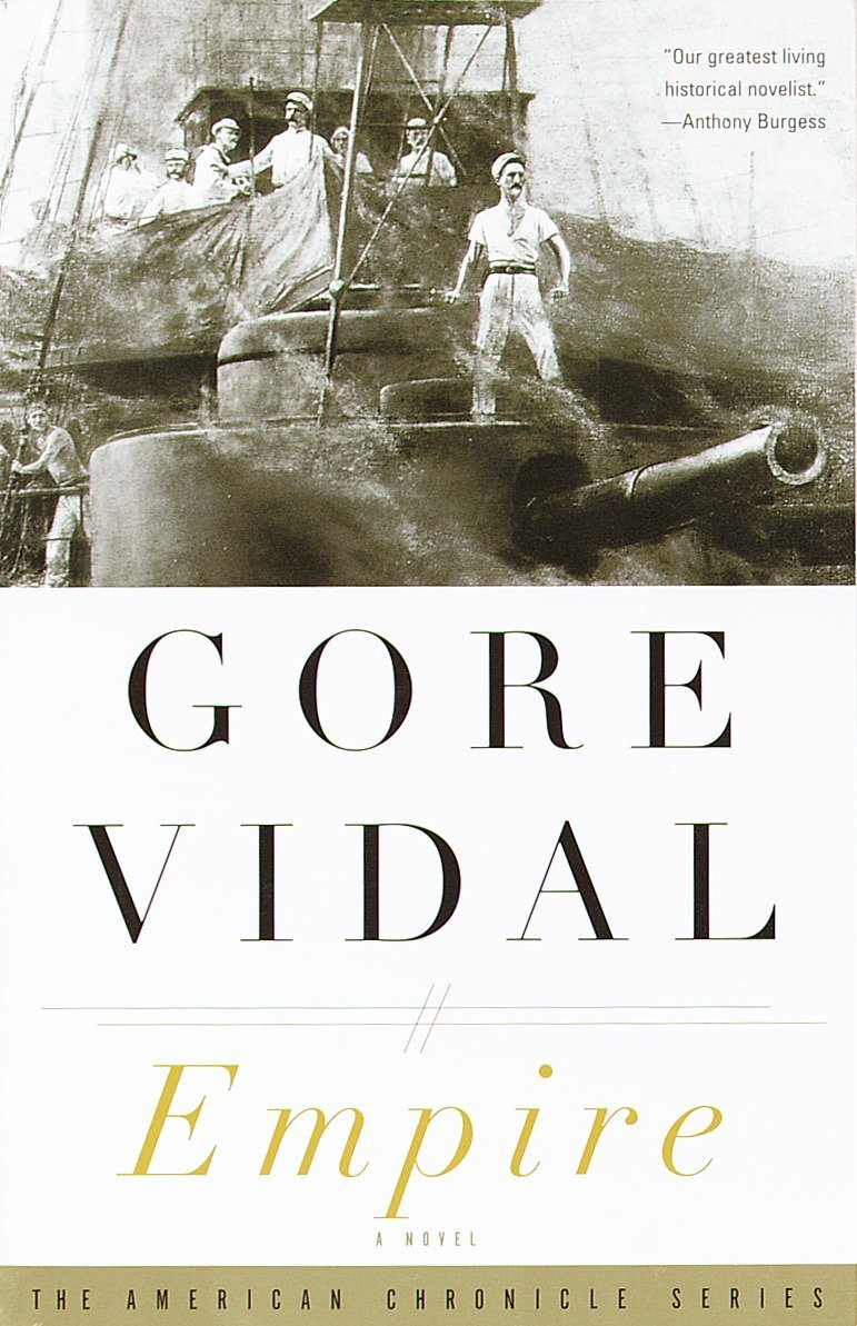 Image result for empire gore vidal amazon