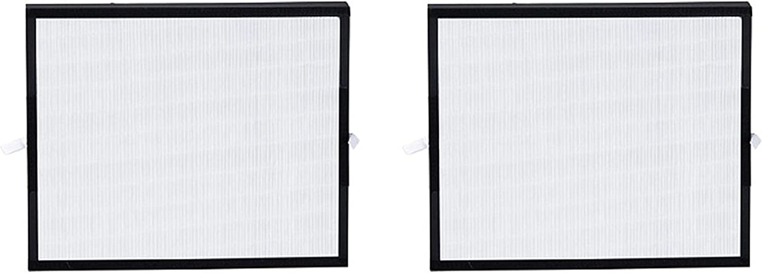 Nispira True HEPA Filter Replacement Compatible with BreatheSmart Classic Air Purifier BF35 HEPA-Pure. 2 Packs