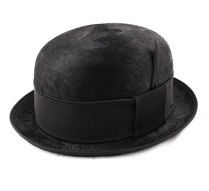 955581f499298 Bailey of Hollywood - Sombrero Bombín Hombre Palance - Talla M  Amazon.es   Ropa y accesorios