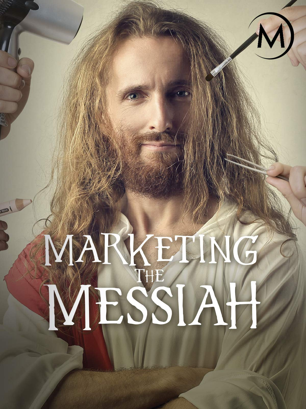 Marketing the Messiah on Amazon Prime Video UK