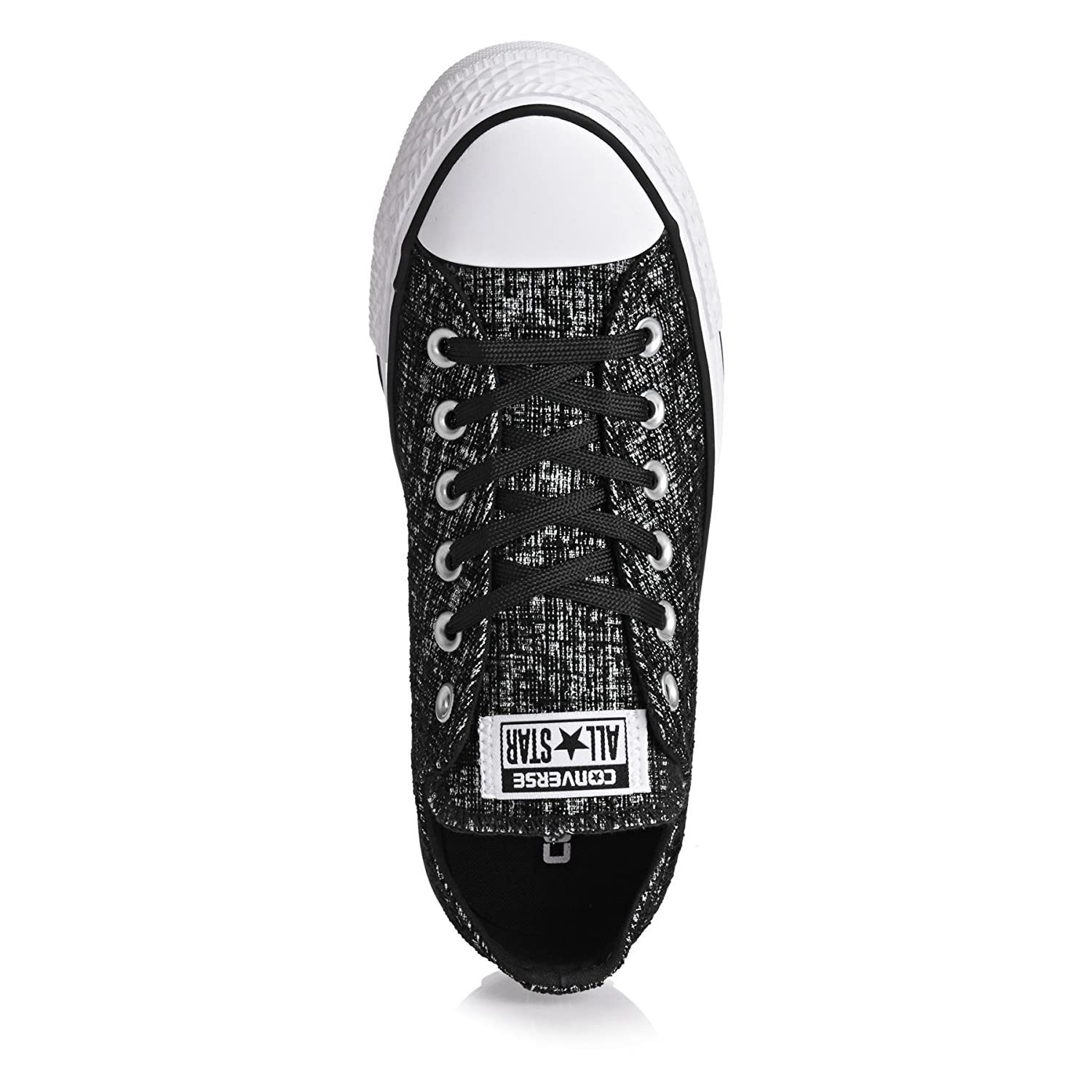Converse Trainers - Converse Chuck Taylor All All All Star Schuhes - schwarz/Weiß  - e2236b