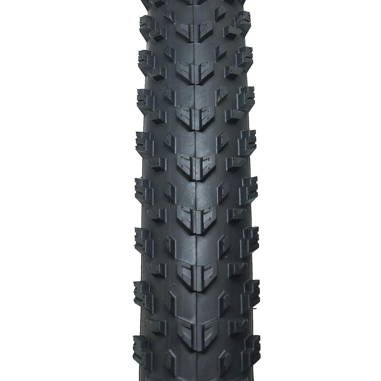 Fincci 26 x 1.95 Pulgados 50-559 Plegable Cubierta para MTB Monta/ña Fuera del Camino Hibrida Bici Bicicleta