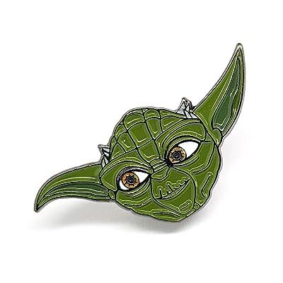 Pin de Metal Esmalte Broche diseño de Yoda (Star Wars): Hogar
