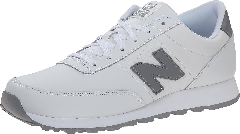 New Balance Men's NB501 Leather