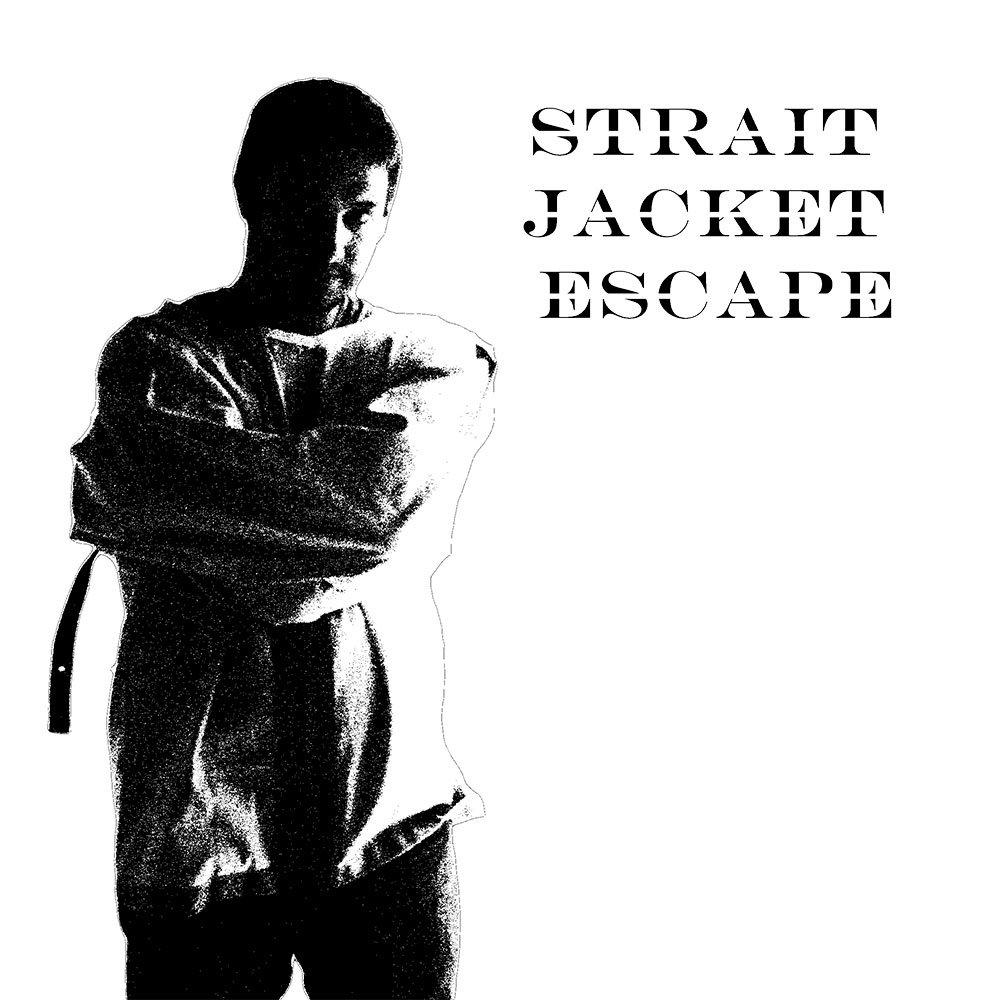 MMS Escape Artist's Strait jacket (xxl) by Premium Magic - Trick