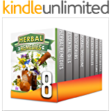 Coconut Oil: Box Set - Discover Coconut Oil And Apple Cider Vinegar Benefits + Herbal Natural Remedies For Natural Cures