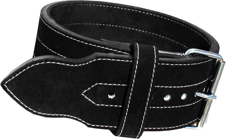 Singel Prong Nero 13 mm di spessore e 10 mm di larghezza taglia L LISARO Buckle Belt
