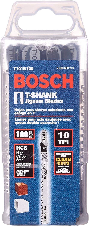 30 Bosch Jigsaw Blades Wood T101BR T-Shank Dewalt Festool Makita by KROP