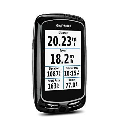 Gps Bike Computer >> Garmin Edge 810 Gps Bike Computer