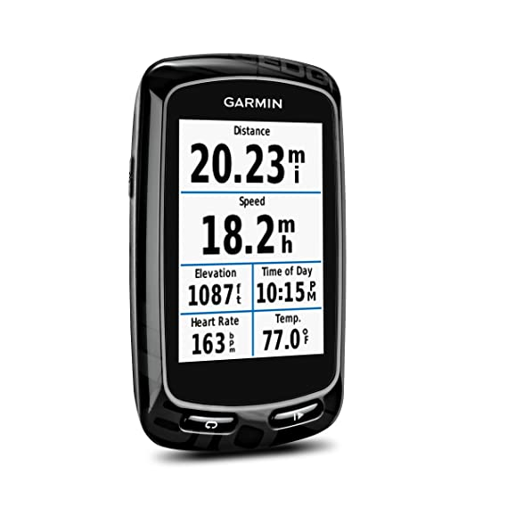 Garmin Cycle Computer >> Amazon Com Garmin Edge 810 Gps Bike Computer Garmin Cell Phones