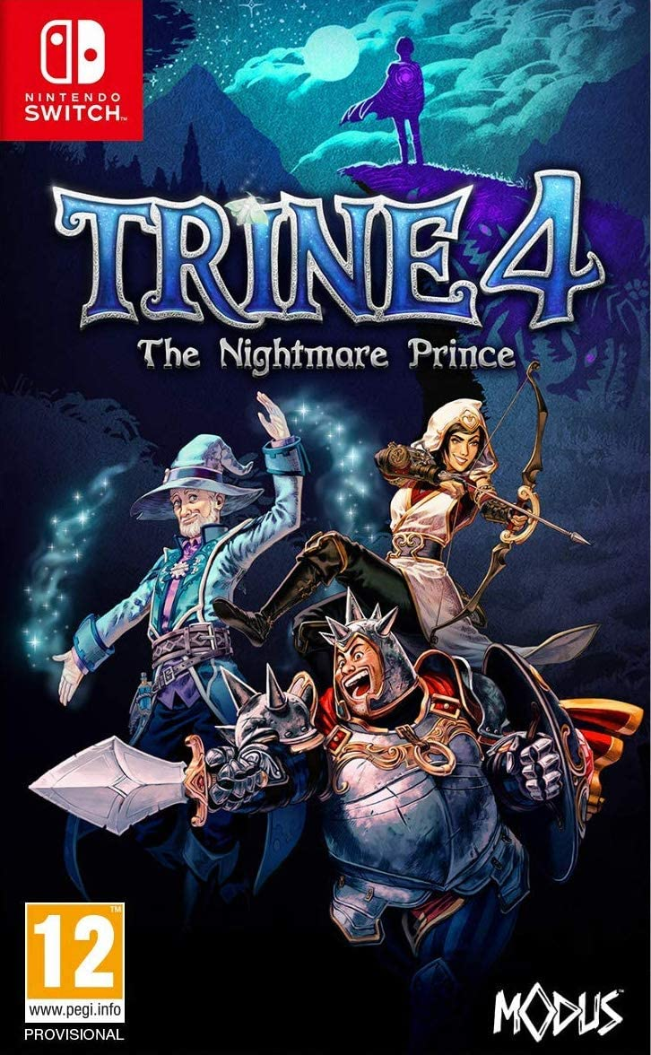 Trine 4: The Nightmare Prince: Amazon.es: Videojuegos