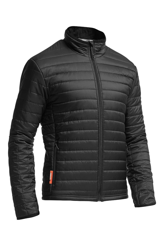 Icebreaker Men's Stratus Long Sleeve Zip Jacket 102671001L