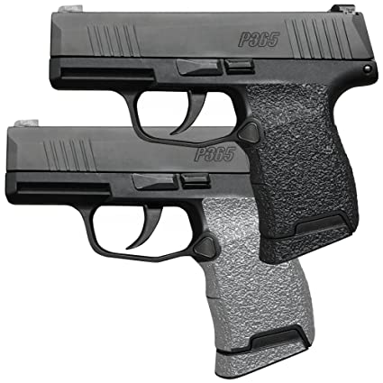Galloway Precision Traction Grip Overlays for Sig Sauer P365 Pistols