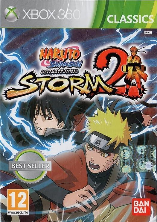 Namco Bandai Games Naruto Shippuden - Juego (Xbox 360, Xbox ...