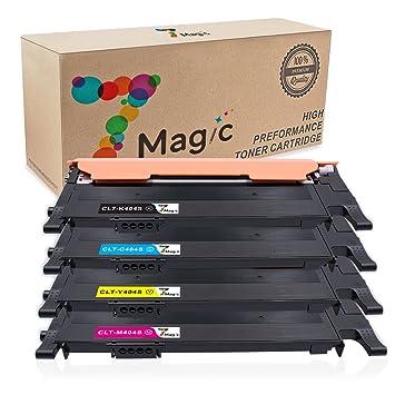 Amazon.com: 7 Magic compatible cartucho de tóner de alto ...