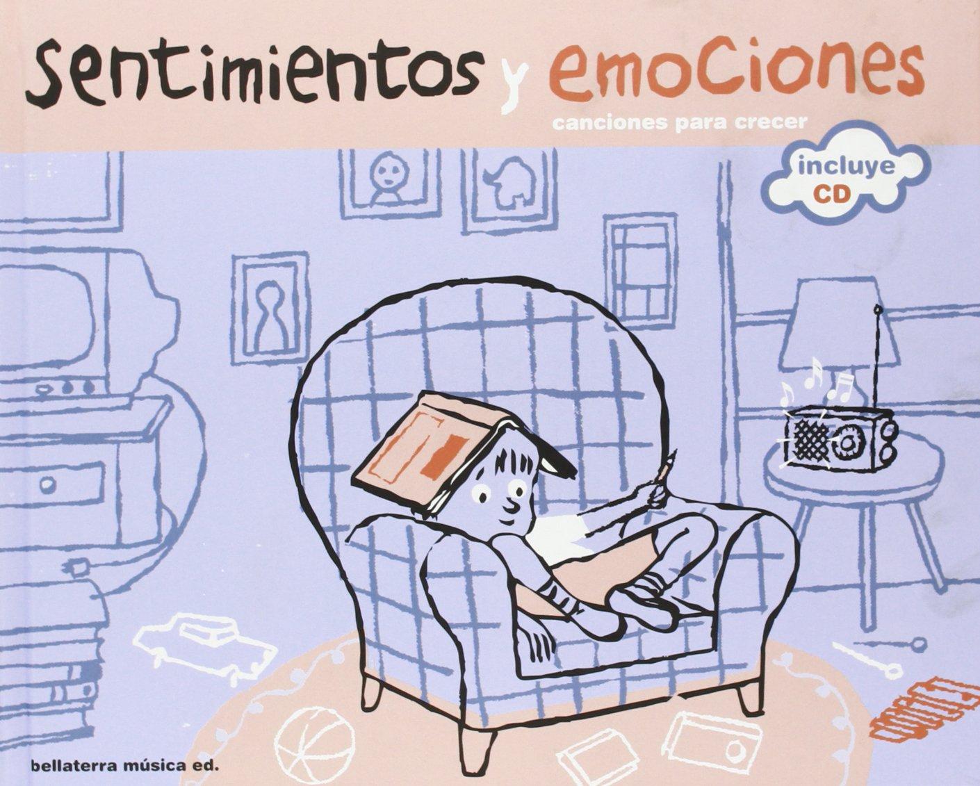 Download Sentimientos y emociones/ Feelings and Emotions (canciones para crecer) (Spanish Edition) pdf epub