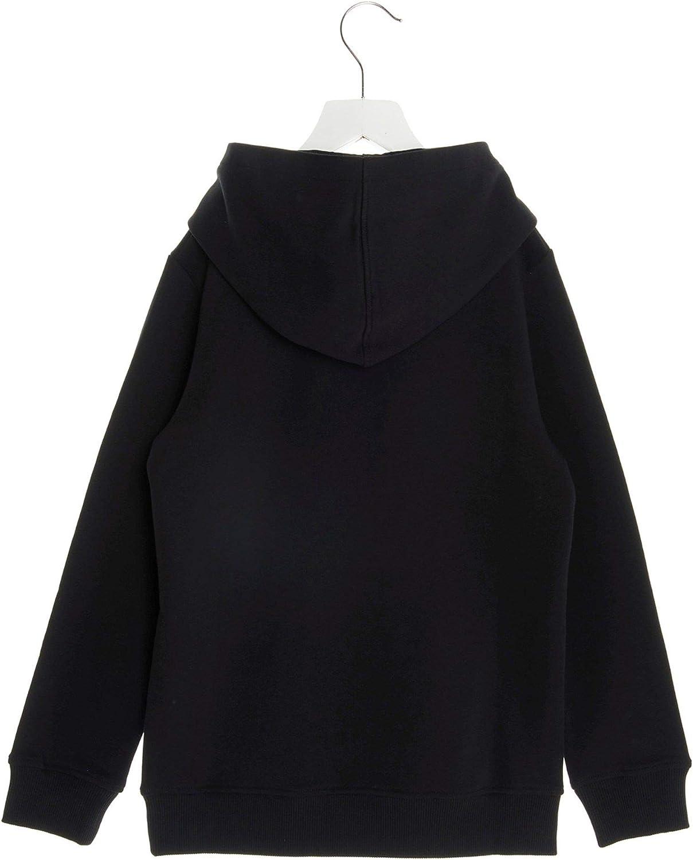 Balmain Fashion Girl 6N4570NX300930AG Black Cotton Sweatshirt Fall Winter 20