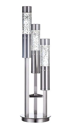 ACME Furniture Claus Table Lamp, Brushed Nickel