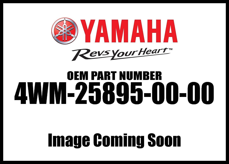 New Yamaha OEM 4WM-25895-00-00 HOSE RESERVOIR 4WM258950000