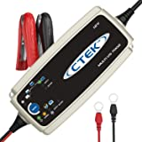 CTEK (56-353) MULTI US 7002 12-Volt Battery Charger,Black