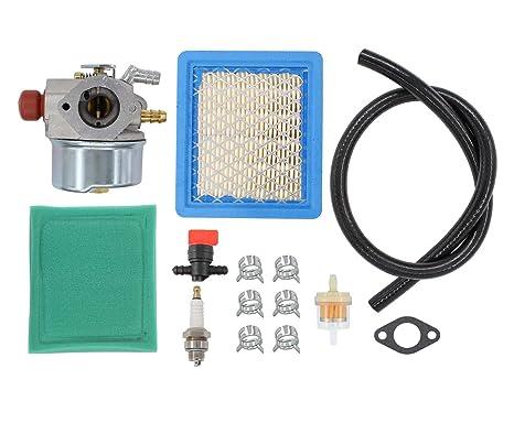 Amazon.com: Filtro de Aire de manguera de combustible para ...