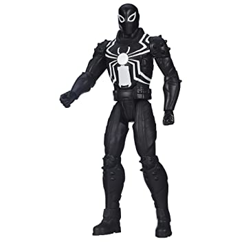 Amazoncom Marvel Ultimate Agent Venom Web Warriors Titan Hero