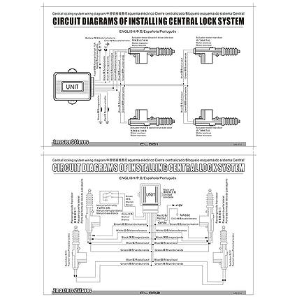 buy ast works car auto locking system 2 wire single gun type central alternator wiring diagram ast works car auto locking system 2 wire single gun type central door lock actuator motor