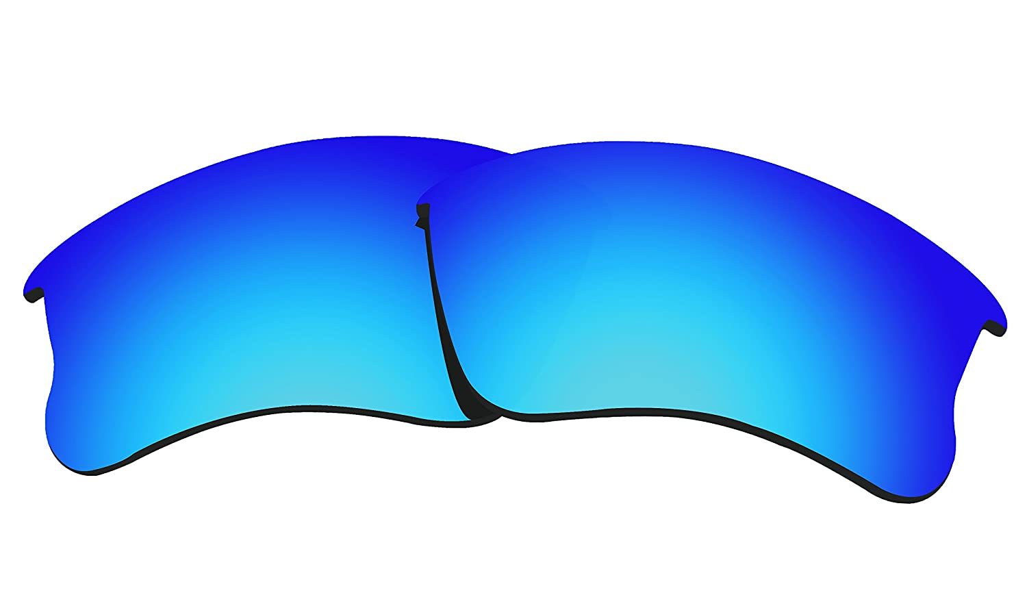 025d3a6a5b8 Amazon.com  COLOR STAY LENSES 2.0mm Thickness Polarized Replacement Lenses  for Oakley FLAK JACKET XLJ (Asia Fit) Sunglasses Blue Mirror  Sports    Outdoors