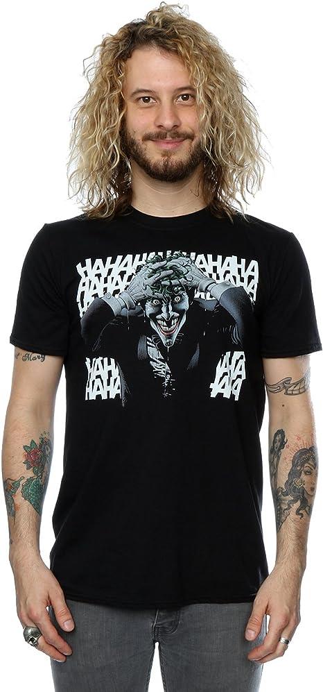DC Comics The Joker Killing Joke T-Shirt