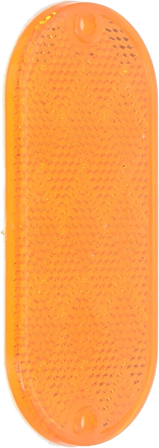 Grote 41033-5 Yellow Oval Reflector