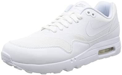 new product ec973 ab824 Image Unavailable. Image not available for. Color  Nike Air Max 1 Ultra 2.0  Essential White