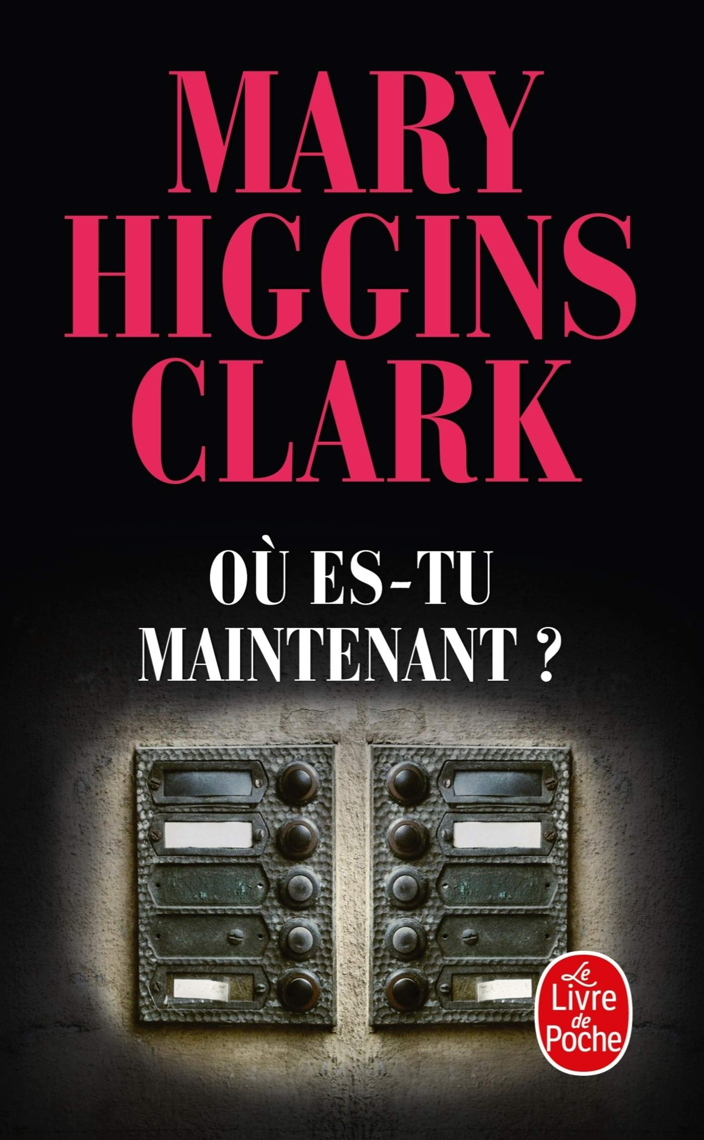 Amazon Com Ou Es Tu Maintenant Ldp Thrillers French