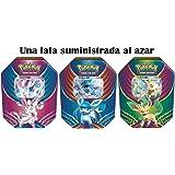 The Pokémon Company - Caja metálica Poder Elemental - Español ...