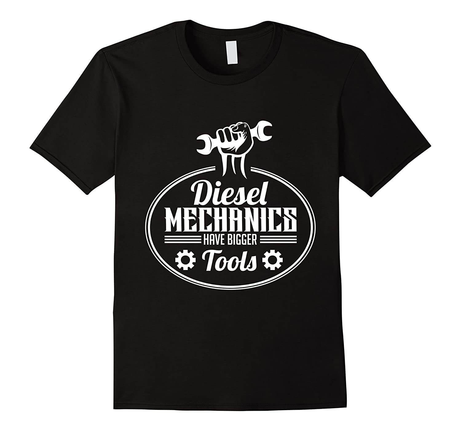 Diesel Mechanic Shirt- Awesome Funny Men Women Apparel Gift-FL