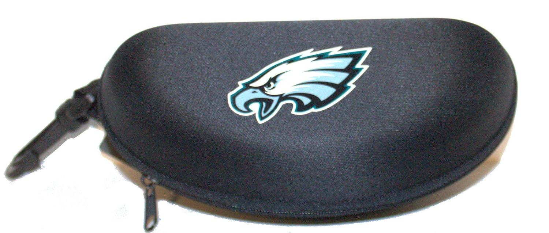 祝開店!大放出セール開催中 Philadelphia 2.5インチ Eaglesサングラスケースブラックwith EaglesログハードプラスチックCaliスタイル7 x x 3 3 x 2.5インチ B07B1SWHWS, 二本松市:bbdaf38f --- martinemoeykens.com