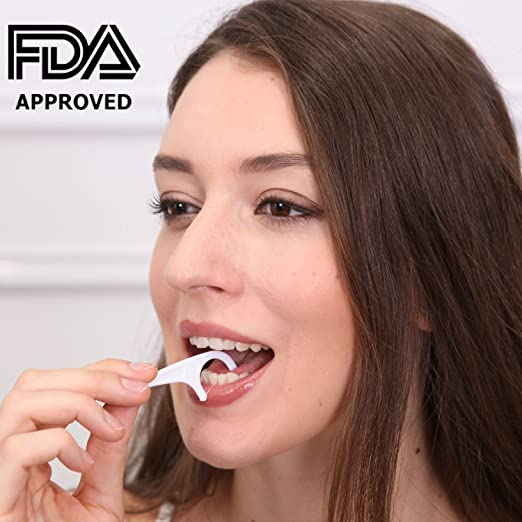 FDA验证 方便易用的牙线 400个要$12.99