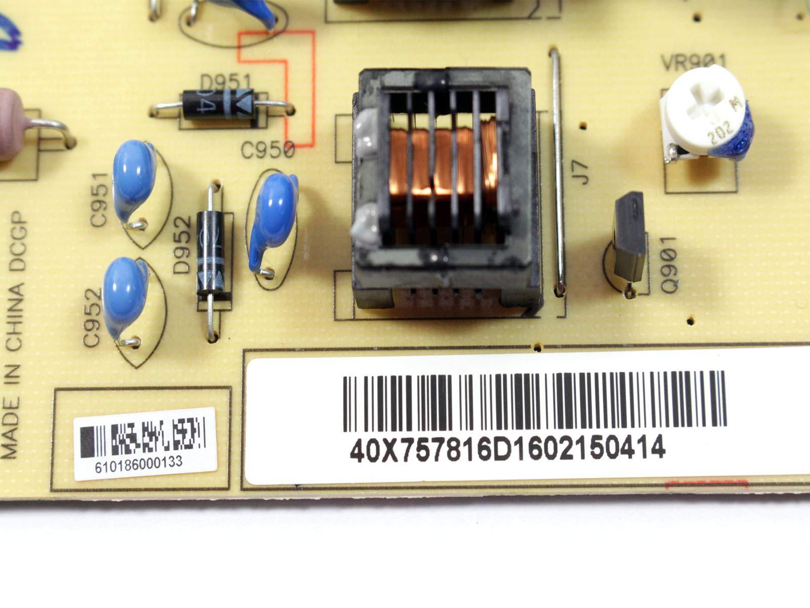 EbidDealz Genuine Power Supply Circuit Card Board EDPS-1BF A for Laser Printer B5460 B5465 B5465DNF & MS812de 6WT1V 06WT1V by EbidDealz (Image #2)