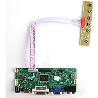 1280X960 17inch LCD Display HD-MI DVI VGA Audio Driver Controller Board Fit for New Arcade1UP 17 inch DV170YGZ-N10…