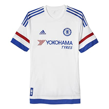 c1e06cceb Amazon.com   adidas Men s Soccer Chelsea FC Away Jersey   Sports ...