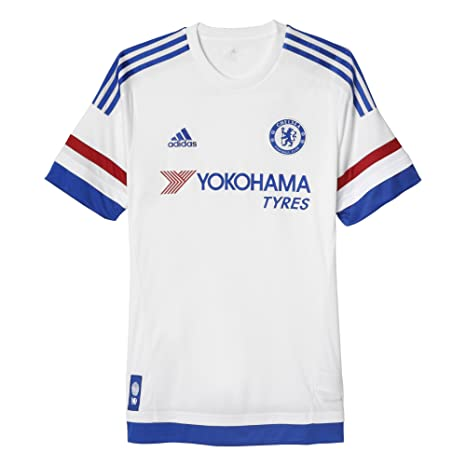 low priced 97b74 10abe adidas Men's Soccer Chelsea FC Away Jersey