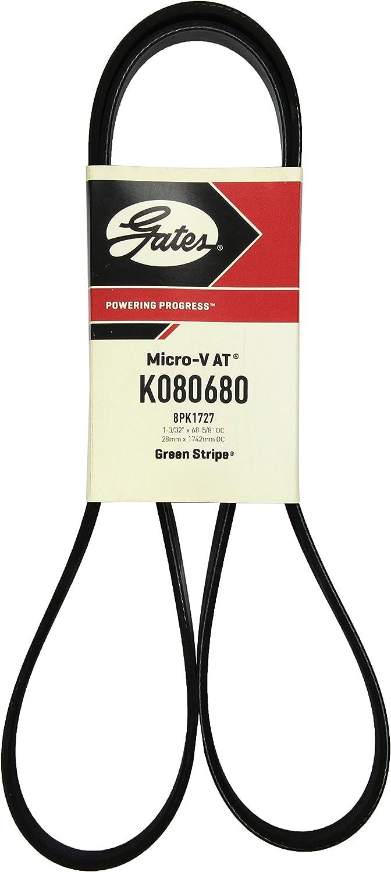 Gates K080680 Micro-V Belt