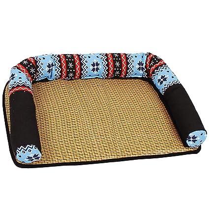 Amazon Com Xmsg Pet Cooling Mat Puppy Kitten Summer Chilly